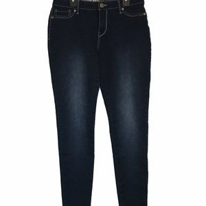 Express Women's High Rise Ankle Leggings Jeans